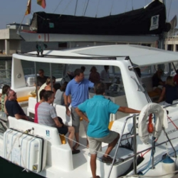 Yachting in Barcelona and Sitges